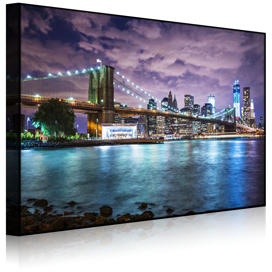Led Bild New York Skyline